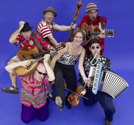 Musical Walkabout Band