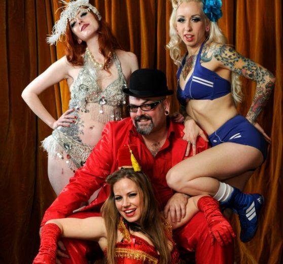 Burlesque Variety Show