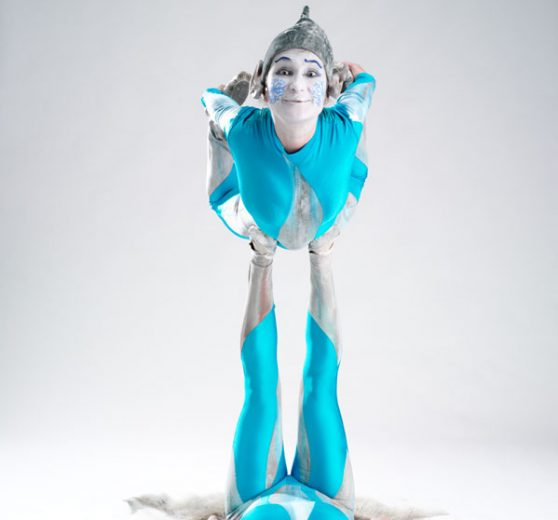 Acrobatic Ice Elves