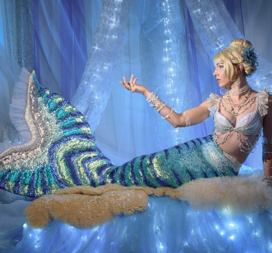 Artic Mermaid