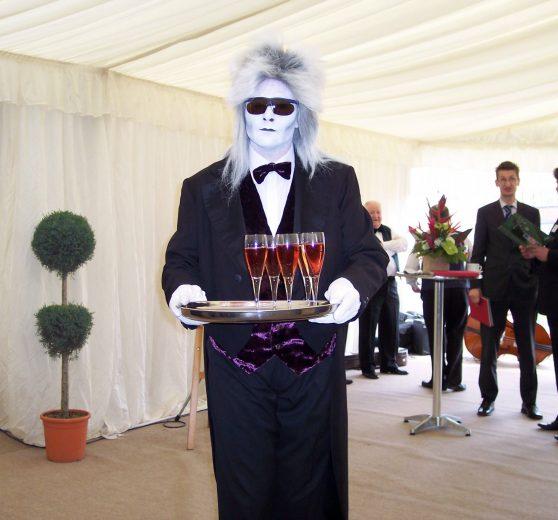 The Robotic Waiter