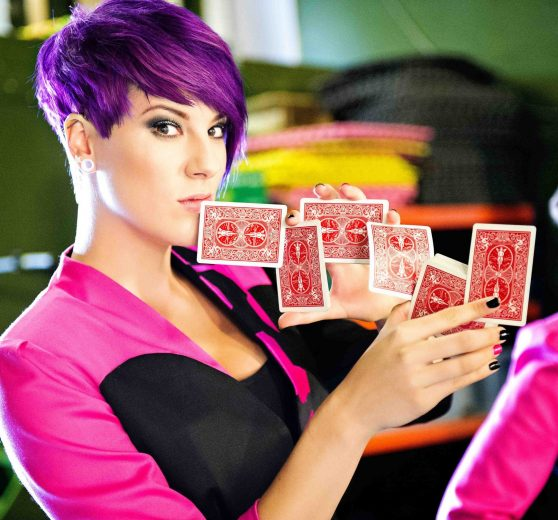 Female Magicians