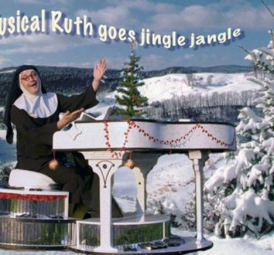 Christmas Singing Nun