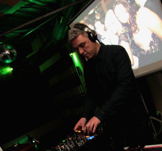 DJ Paul Budd