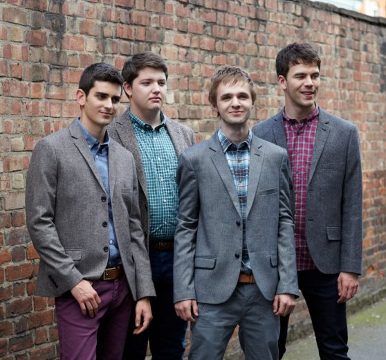 Modern Barbershop Quartet