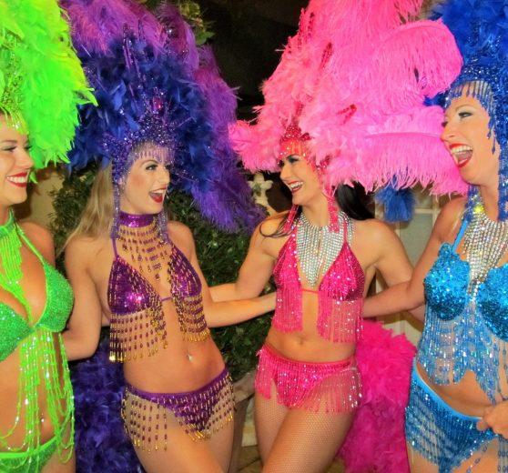 Rio Carnival Showgirls