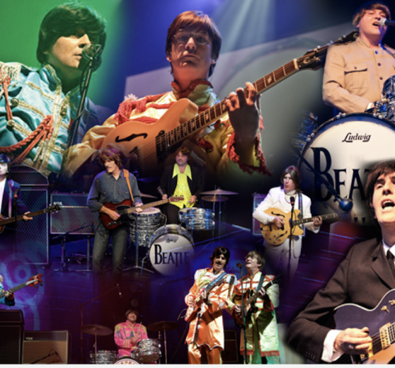 Beatles Tribute Act