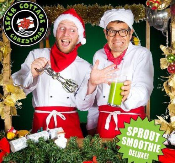 Comedy Christmas Kitchen