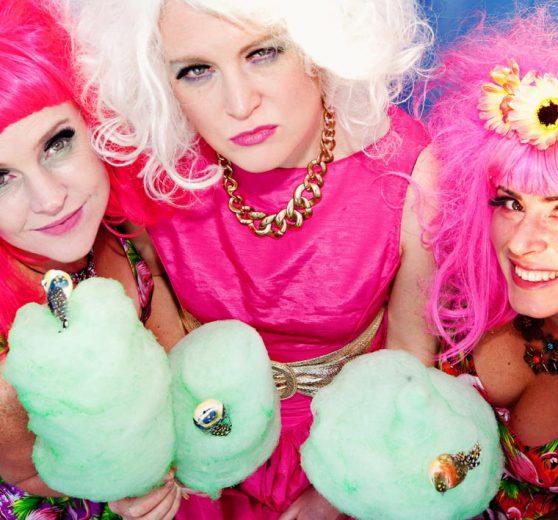 Candy Floss Queens