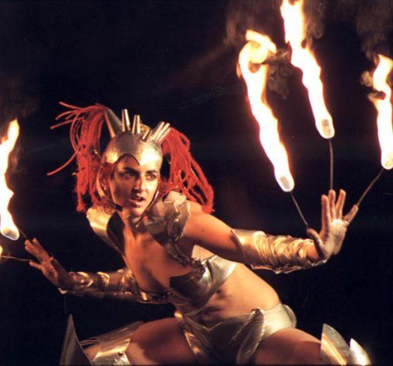 Pyromantic Fire