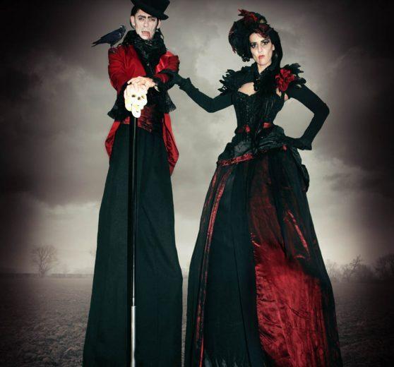 Halloween Stilts