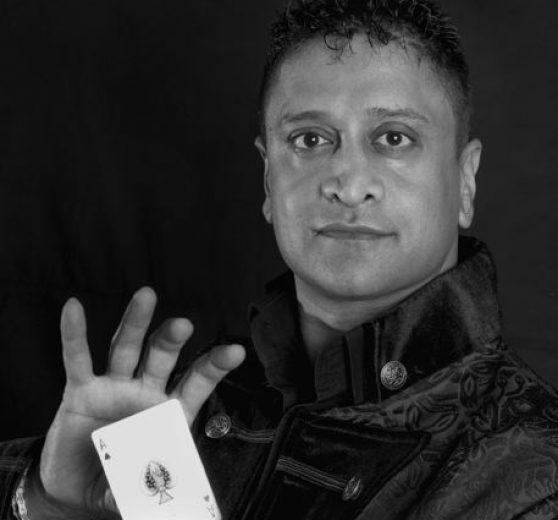 Rajan - The Magic Man