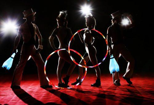 Aura LED Show