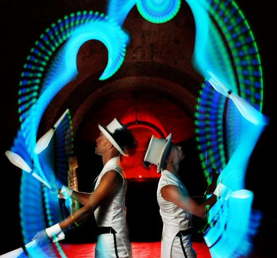 Aura Glow Show