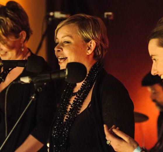 Folk Vocal Harmony Trio
