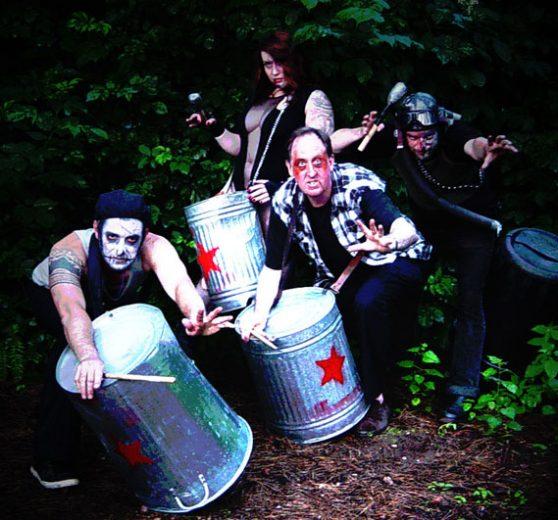 Zombie Drummers