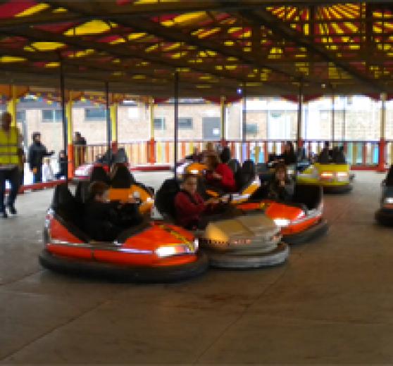 Funfair Rides & Game Stalls