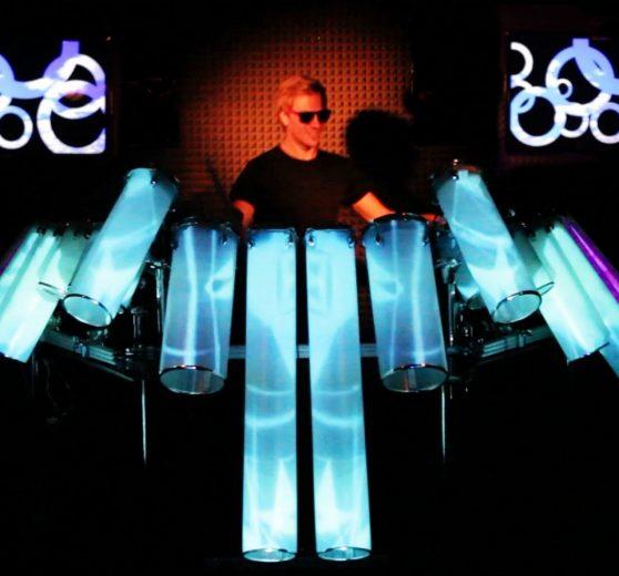 Visual DJ Show