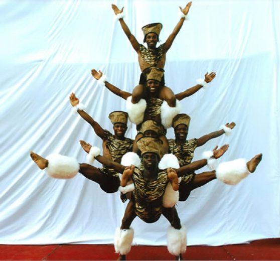 Circus Acrobatic Show
