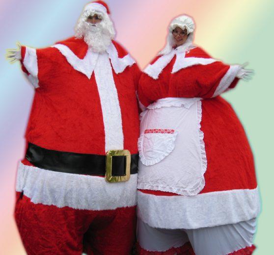 Supersize Santa