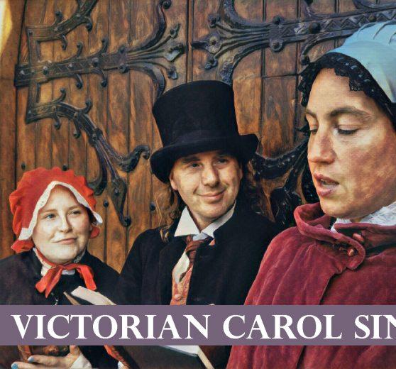 Victorian Carol Singers