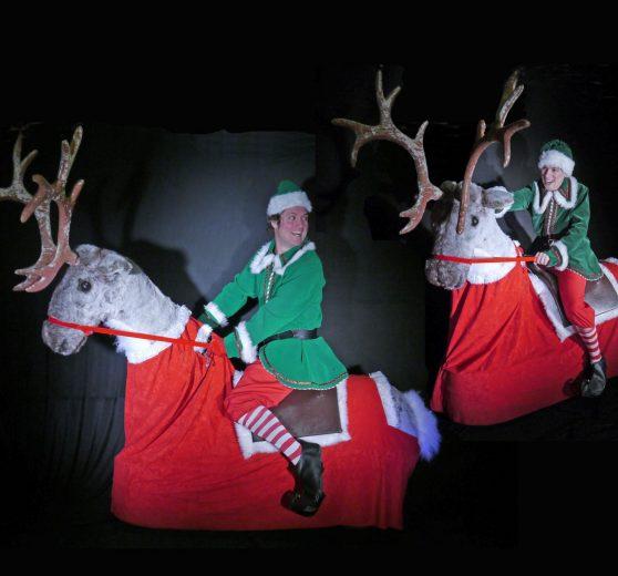 Reindeer Gliders