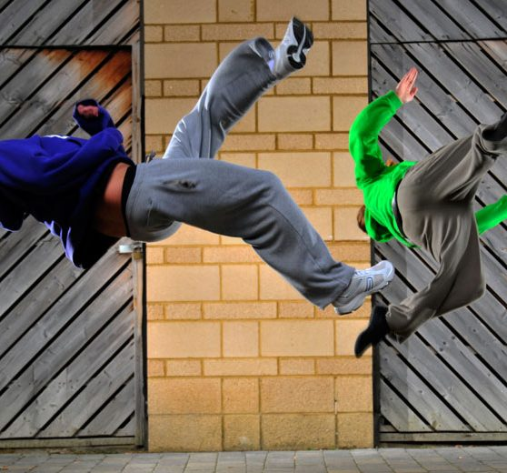 Parkour Runners