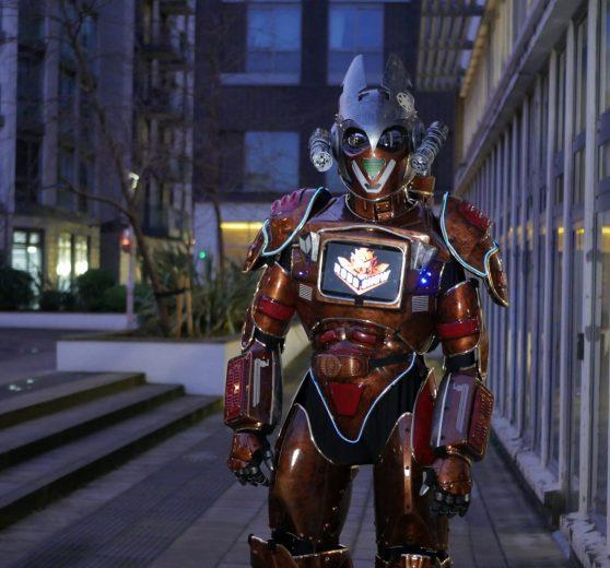 Razor Robot