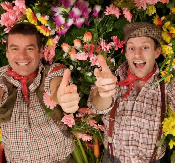 Comedy Gardeners