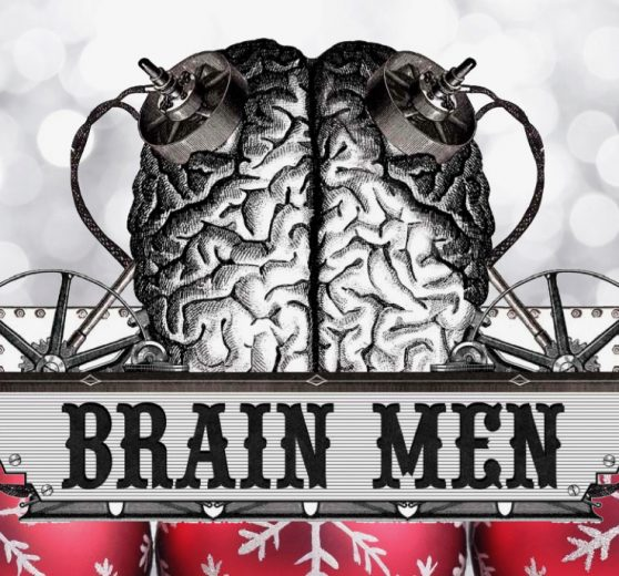 Christmas Brain Men
