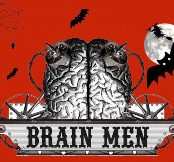 Halloween Brain Men