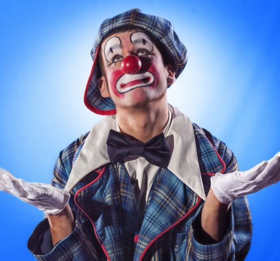 Clumbsy the Clown