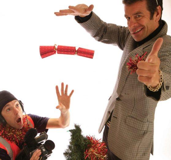 Darren De Lusion at Christmas