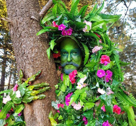 stilt tree characters