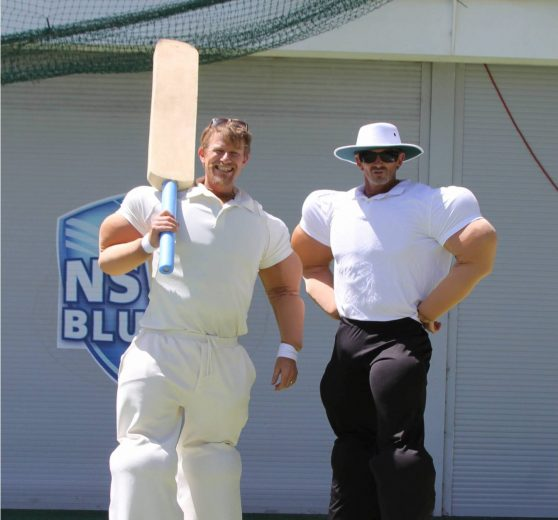 Cricket Themed Entertainment
