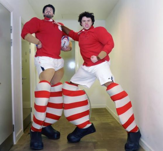 Rugby Themed Entertainment