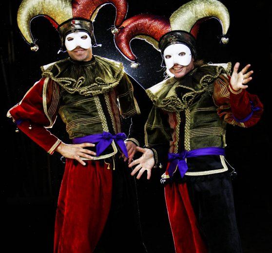 Masquerade Jesters