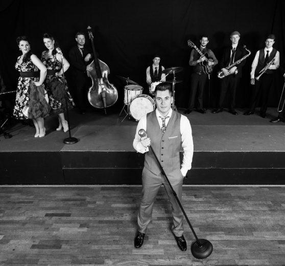 Jazz Swing Function Band