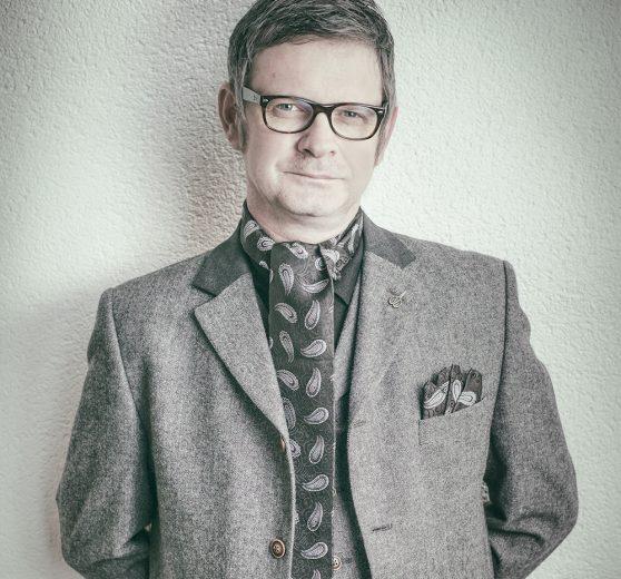 Comedian Ian Moore