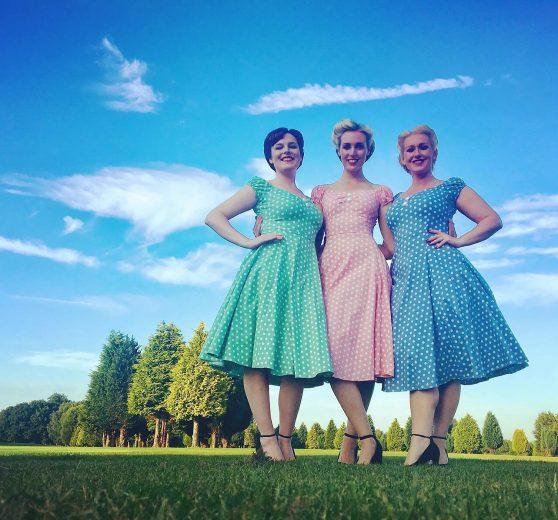 Vintage Vocal Harmony Trio