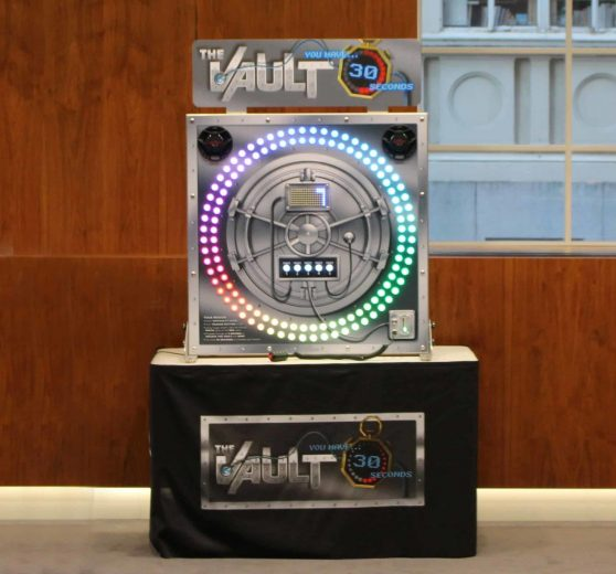 The Vault Event Game